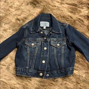Gymboree toddler jean jacket